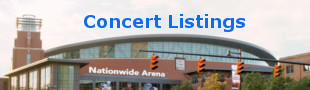 Concert Listings - Nationwide